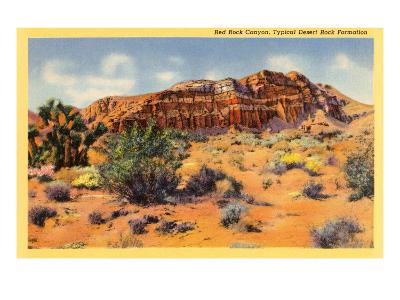 Red Rock Canyon, Nevada--Art Print