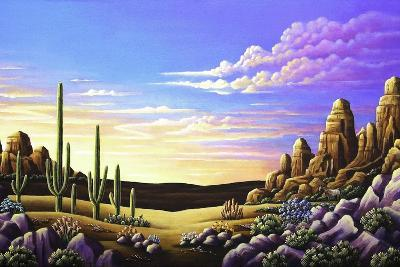 Red Rocks 11-Andy Russell-Art Print