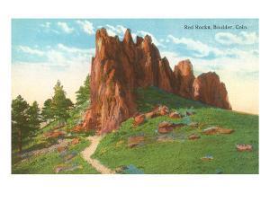 Red Rocks, Boulder, Colorado