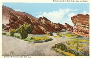 Red Rocks Park, Denver, Colorado