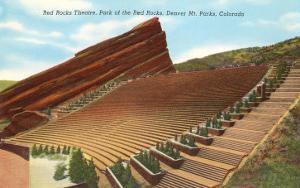Red Rocks Theatre, Denver, Colorado
