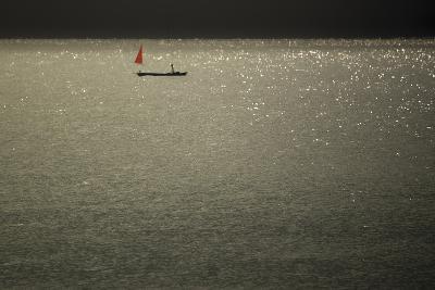 Red Sails at Midsummer-Valda Bailey-Photographic Print
