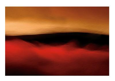 Red Sand II-John Rehner-Giclee Print