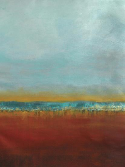 Red Seas 2--Art Print