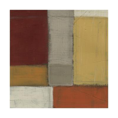 Red Sector I-Erica J^ Vess-Art Print