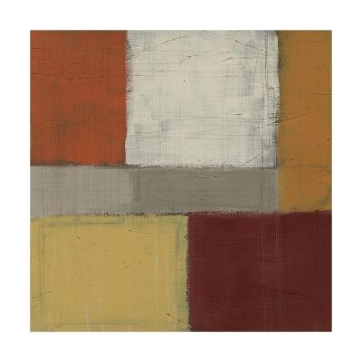 Red Sector II-Erica J^ Vess-Art Print