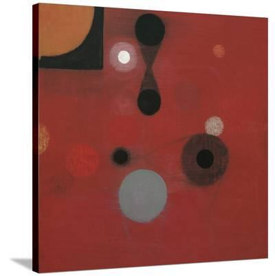 Red Seed #10-Bill Mead-Stretched Canvas Print