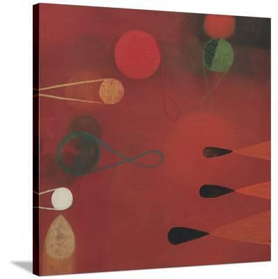 Red Seed #30-Bill Mead-Stretched Canvas Print
