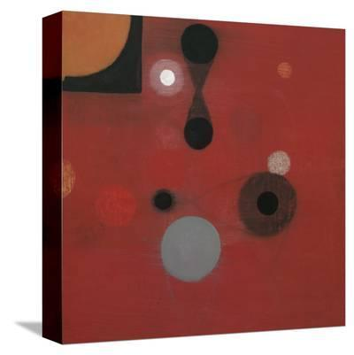 Red Seed, no. 10-Bill Mead-Stretched Canvas Print