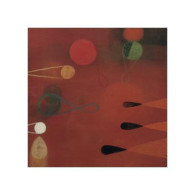 Red Seed, no. 30-Bill Mead-Giclee Print