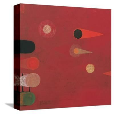 Red Seed, no. 6-Bill Mead-Stretched Canvas Print