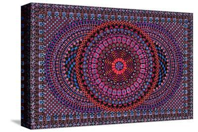 Red Seed-Lawrence Chvotzkin-Stretched Canvas Print
