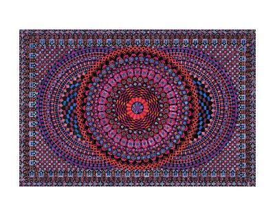 Red Seed-Lawrence Chvotzkin-Art Print