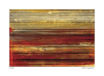 Red Shift II-Mark Bronson-Giclee Print