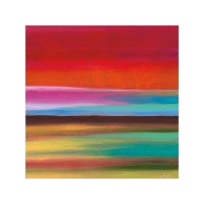 Red Skies-Mary Johnston-Giclee Print