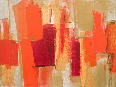 Red Sonata I-Lanie Loreth-Art Print
