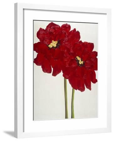 Red Splendor 2-Soraya Chemaly-Framed Giclee Print