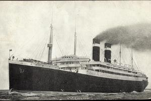 Red Star Line, Steamer S.S. Lapland