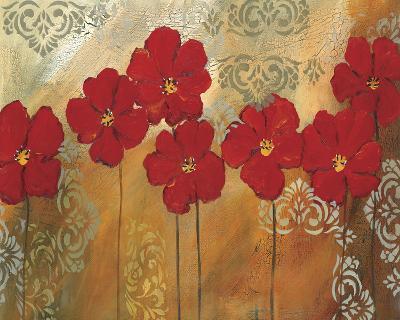 Red Symphony I-Lilian Scott-Giclee Print