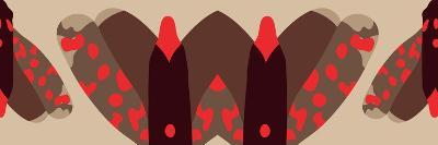 Red-tipped Popsicles-Belen Mena-Giclee Print