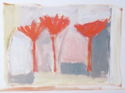 Red Trees, 2002-Sue Jamieson-Giclee Print