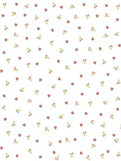 Red Tulips Background 2-Maria Trad-Giclee Print
