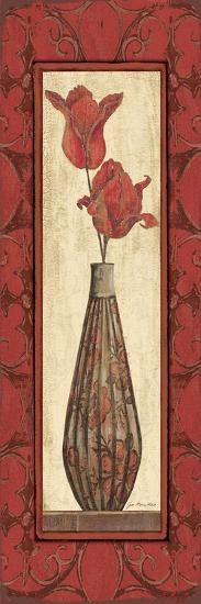 Red Tulips-Jo Moulton-Art Print