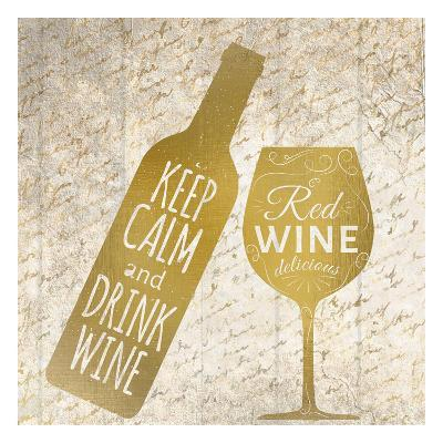 Red Wine-Kimberly Allen-Art Print