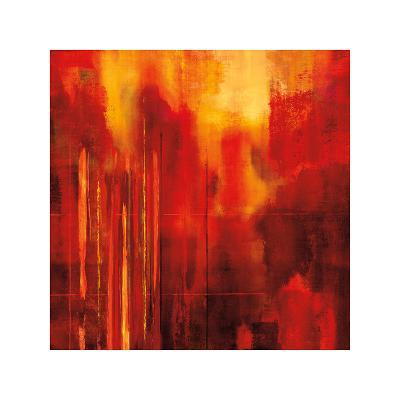 Red Zone II-Brent Nelson-Giclee Print