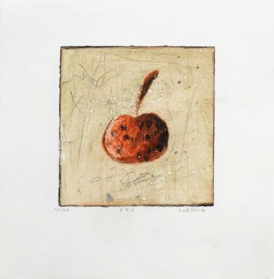 Red-Alexis Gorodine-Limited Edition