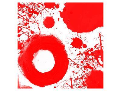 Red-Irena Orlov-Art Print