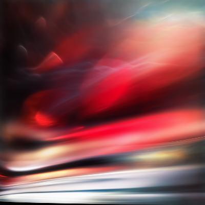 Red-Ursula Abresch-Photographic Print