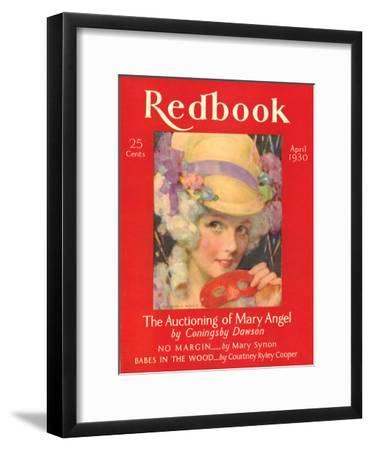 Redbook, April 1930