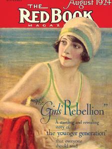 Redbook, August 1924