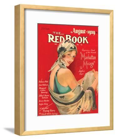 Redbook, August 1929
