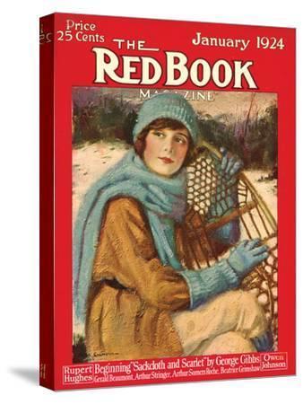 Redbook, January 1924