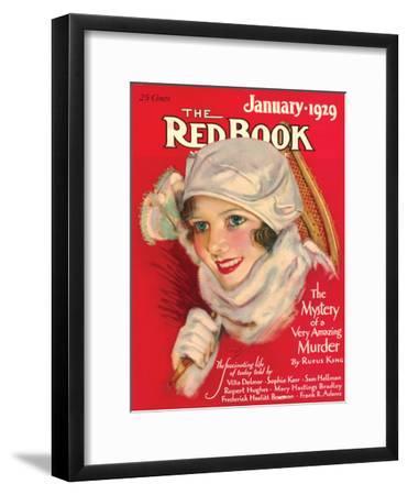 Redbook, January 1929