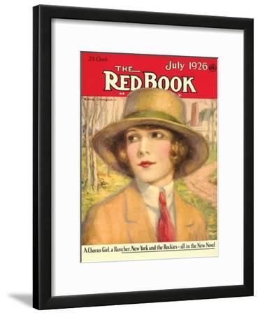 Redbook, July 1926