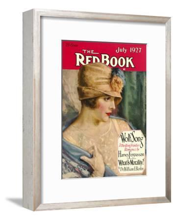 Redbook, July 1927