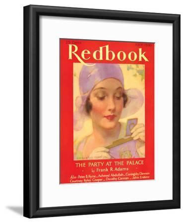 Redbook, July 1930