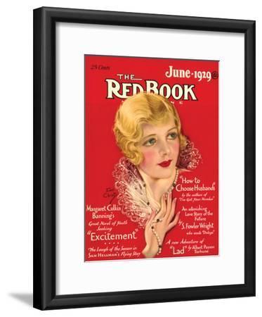 Redbook, June 1929