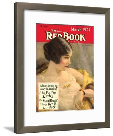 Redbook, March 1927