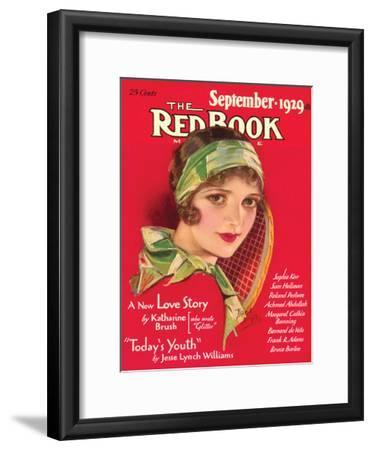 Redbook, September 1929