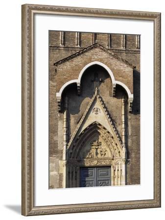 Redemption Main Entrance, Udine Cathedral--Framed Giclee Print