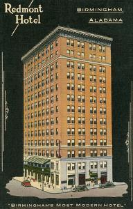 Redmont Hotel, Birmingham, Alabama