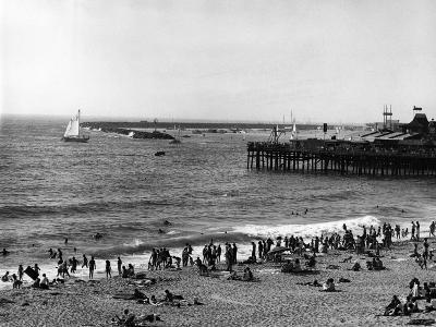 Redondo Beach--Photographic Print
