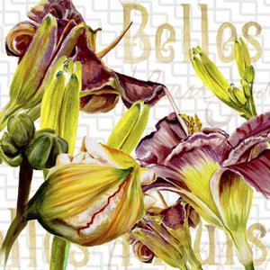 Belles Fleurs IV by Redstreake
