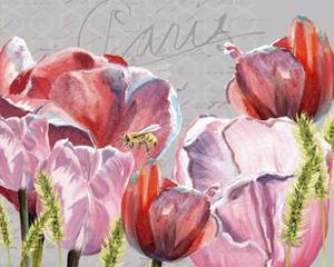 Blush Tulips II by Redstreake
