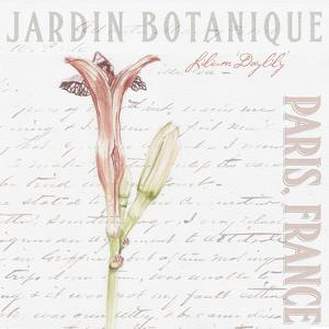 Jardin Fleur III by Redstreake