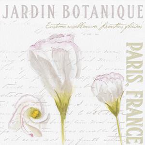 Jardin Fleur VI by Redstreake